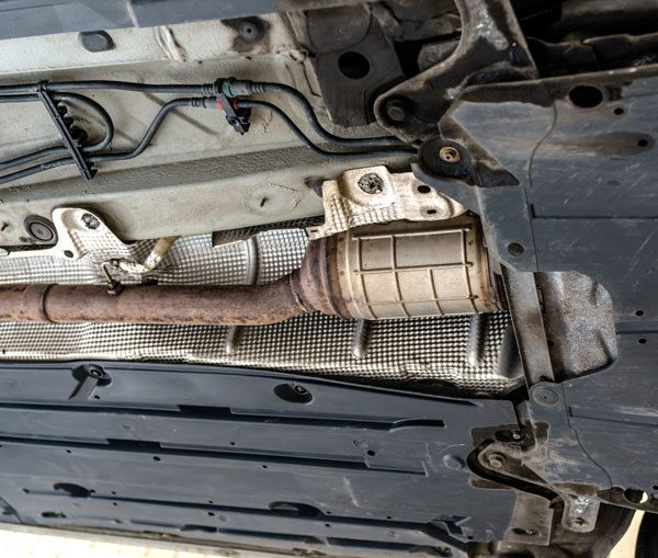 Catalytic Converter Recycling and Scrapping - Get cash for your catalytic converters
