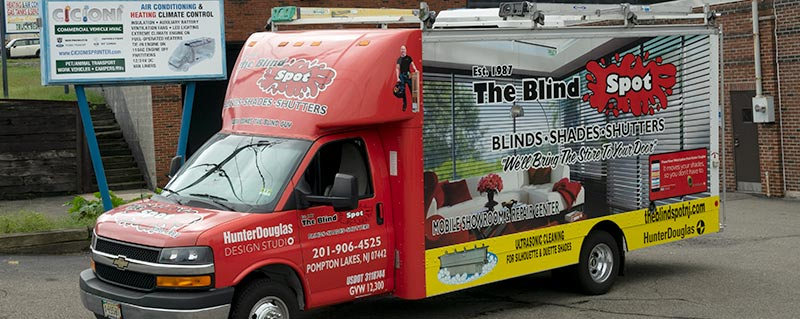 HVAC heating and cooling for box trucks