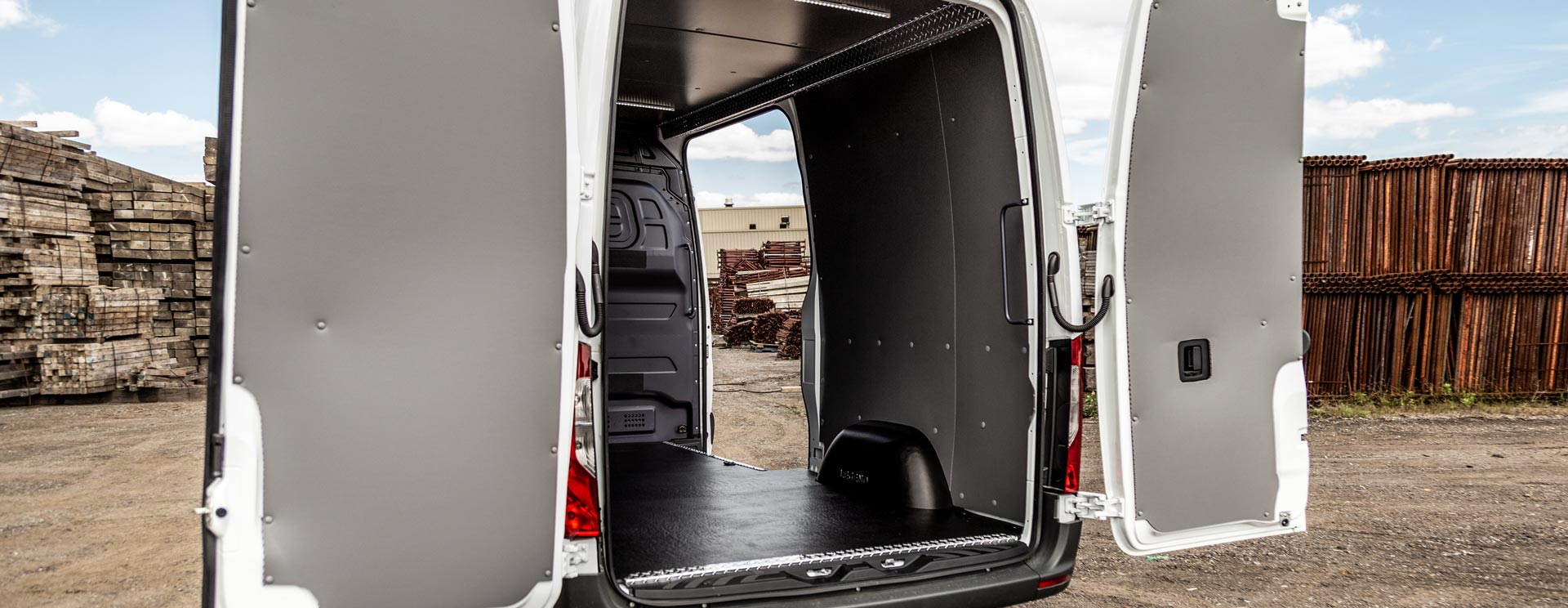 Legend Van Liner Kits for Mercedes-Benz Sprinter, RAM ProMaster, and Ford Transit